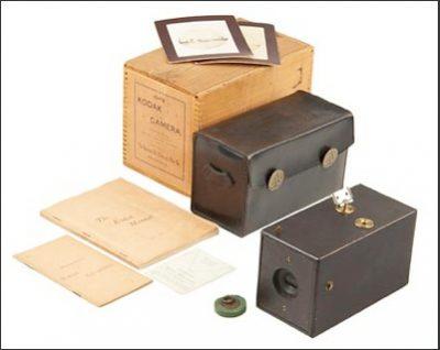 Het beroemde Kodak Boxje