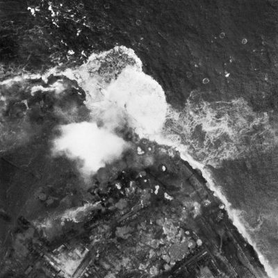 Het bombardement op Westkapelle