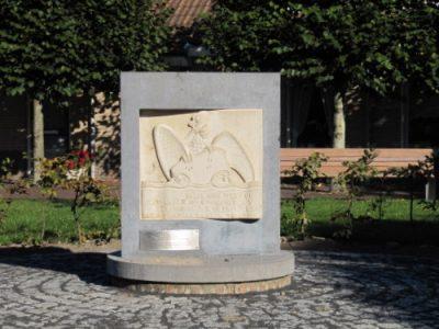 Het capitulatie monument