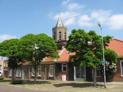 Het centrum en de kerk