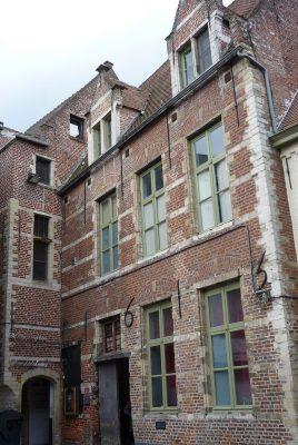 Het drie tongen college in Leuven