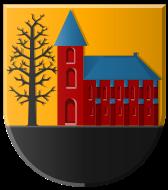 Het gemeentewapen van Koudekerke