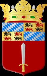 Het gemeentewapen van Reimerswaal