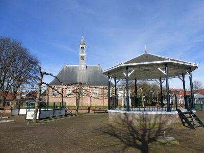 Het gezellige centrum van Koudekerke