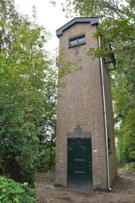 Het hoogtorenstation Dreischor