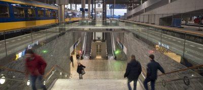 Het nieuwe station van Breda