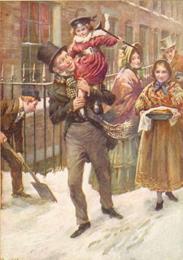 Het sfeertje van A Christmas Carol