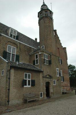 Het slot Moermond