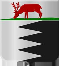 Het wapen van Bruinisse
