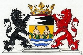 Het wapen van Schouwen - Duiveland