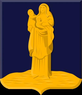 Het wapen van Sint-Annaland
