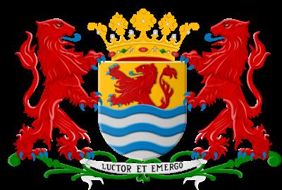 Het wapen van Zeeland