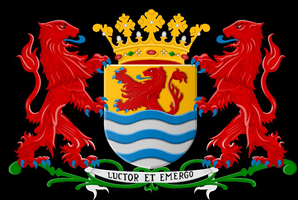 zeeuws wapen vlag en volkslied zalig zeeland
