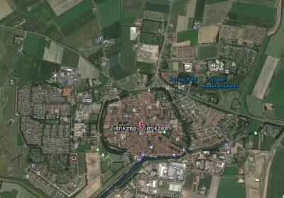 Hoe het is, Beeld Google Earth