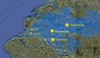 Hoe het water Zeeland trof