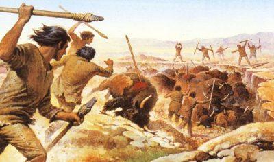 Hoe onze voorouders hun maaltijd verzorgden