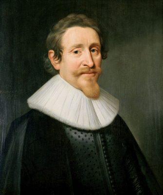 Hugo Grotius - Michiel Jansz. van Mierevelt - 1631