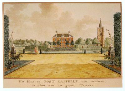 Huis te Oostcapelle van La Sage