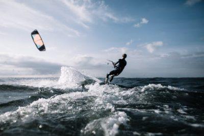 Ideaal voor Kite Surfen