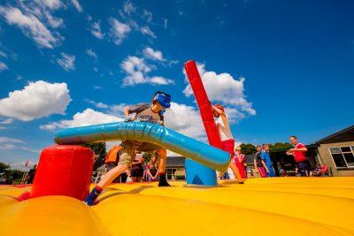 Ideale vakantieomgeving voor groepen kinderen