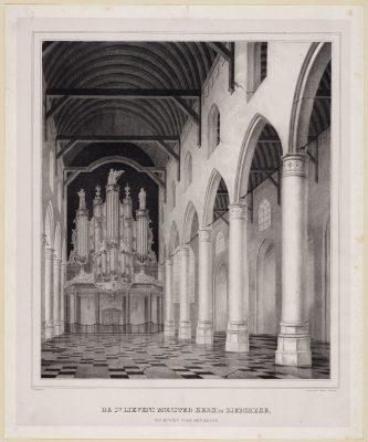 Interieur st Lievensmonsterkerk