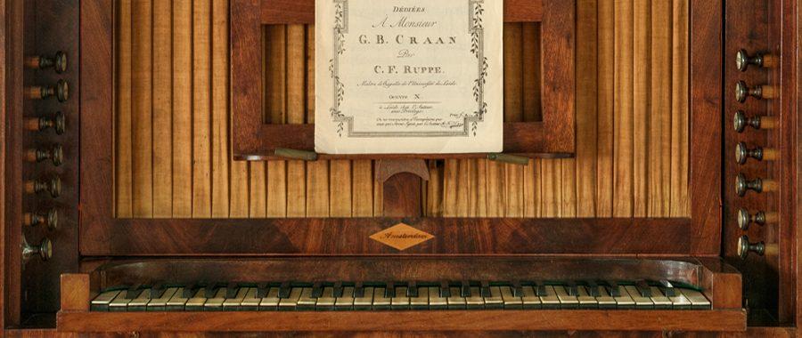 21 april – Concert in het Oude Stadhuis, Tholen