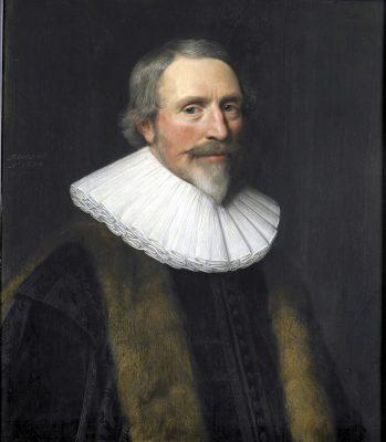 Jacob Cats - Schilderij van Michiel Jansz. van Mierevelt