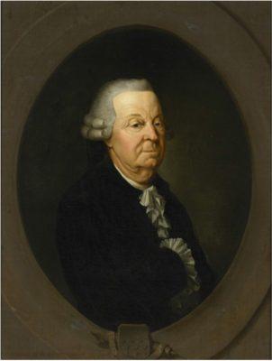Jacob van Citters op oudere leeftijd