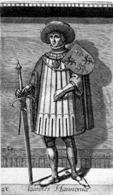 Jan II van Avesnes Jan I graaf van Henegouwen