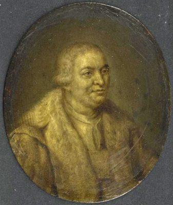 Jason Pratensis - naar een schilderij van Jan Maurits Quinkhard uit 1771 - Rijksmuseum Amsterdam
