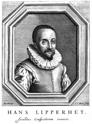 Johannes Lippershey