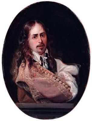 Karel Slabbaert - zelfportret