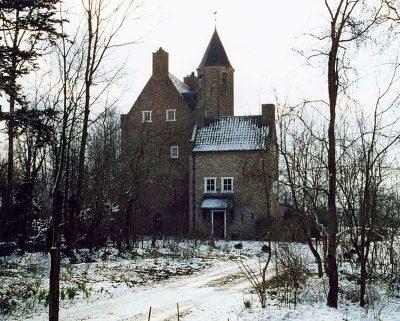 Kasteel Oud-Sabinge ook wel het Hooge Huys