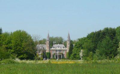 Kasteel Ter Hooge - geboortehuis van Emile Von Brucken Fock