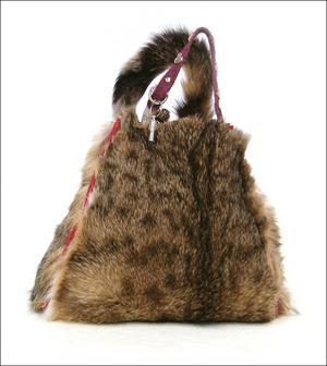 Kattenhandtas - foto van de website van Tinkebell