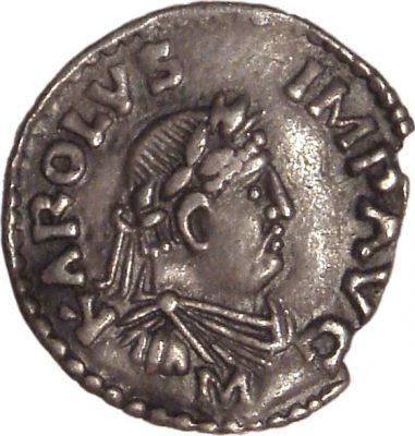 Keizer Karel de Grote - afbeelding PHGCOM - commons.wikimedia