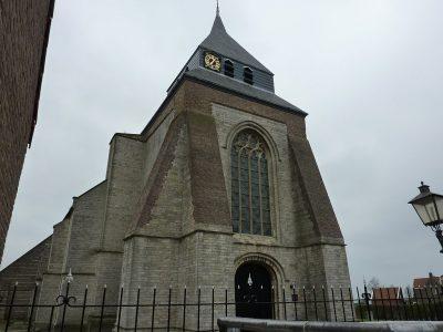 De Hervormde Kerk in Scherpenisse