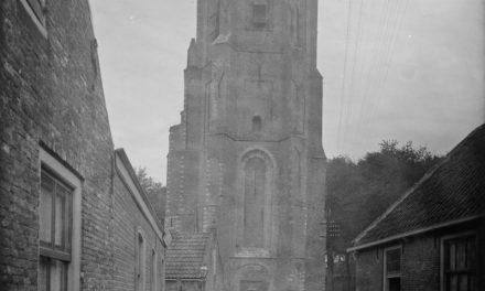 9 maart – Een nieuwe kerktoren voor Nieuwerkerk.