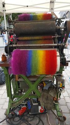 Kleurverloop verven