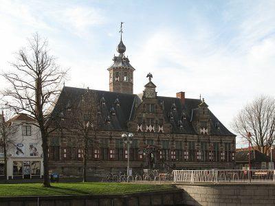 Kloveniersdoelen - foto Michiel Verbeek - httpscommons.wikimedia.org.