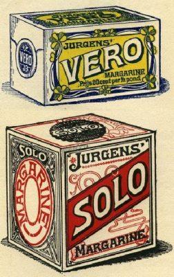 Kunstbotermerken Solo en Vero