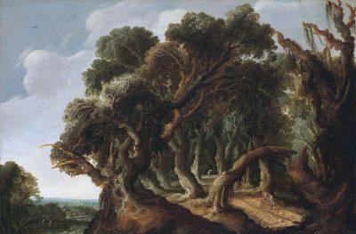 Landschap van Jacob van Geel (1623
