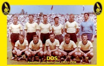 Landskampioen met DOS