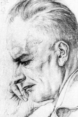 Laurens Johannes Bol, tekening Elizabeth Bol-Smit