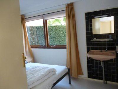Lichte en luchtige slaapkamer