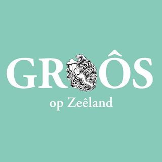 Logo Groôs op Zeêland