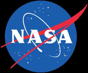 Logo van de NASA