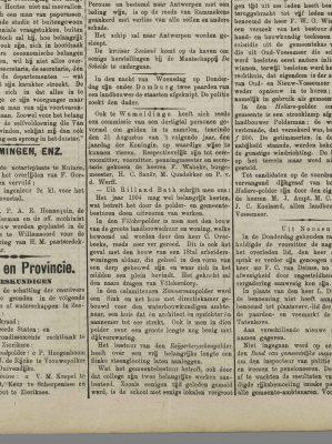 MIddelburgse Courant 8 oktober 1904