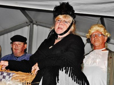 Marietje Dijkstra als ouwe vrijster
