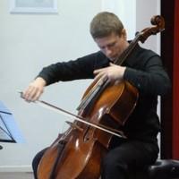 Martijn Kooiman, cello